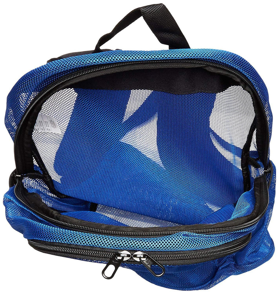 Nike Brasilla Mesh Training Backpack-Game Royal