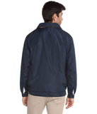 Men's Water Resistant Lightweight Paneled Harrington Jacket by 9 Crowns
