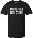 Drinks Well With Others-Black