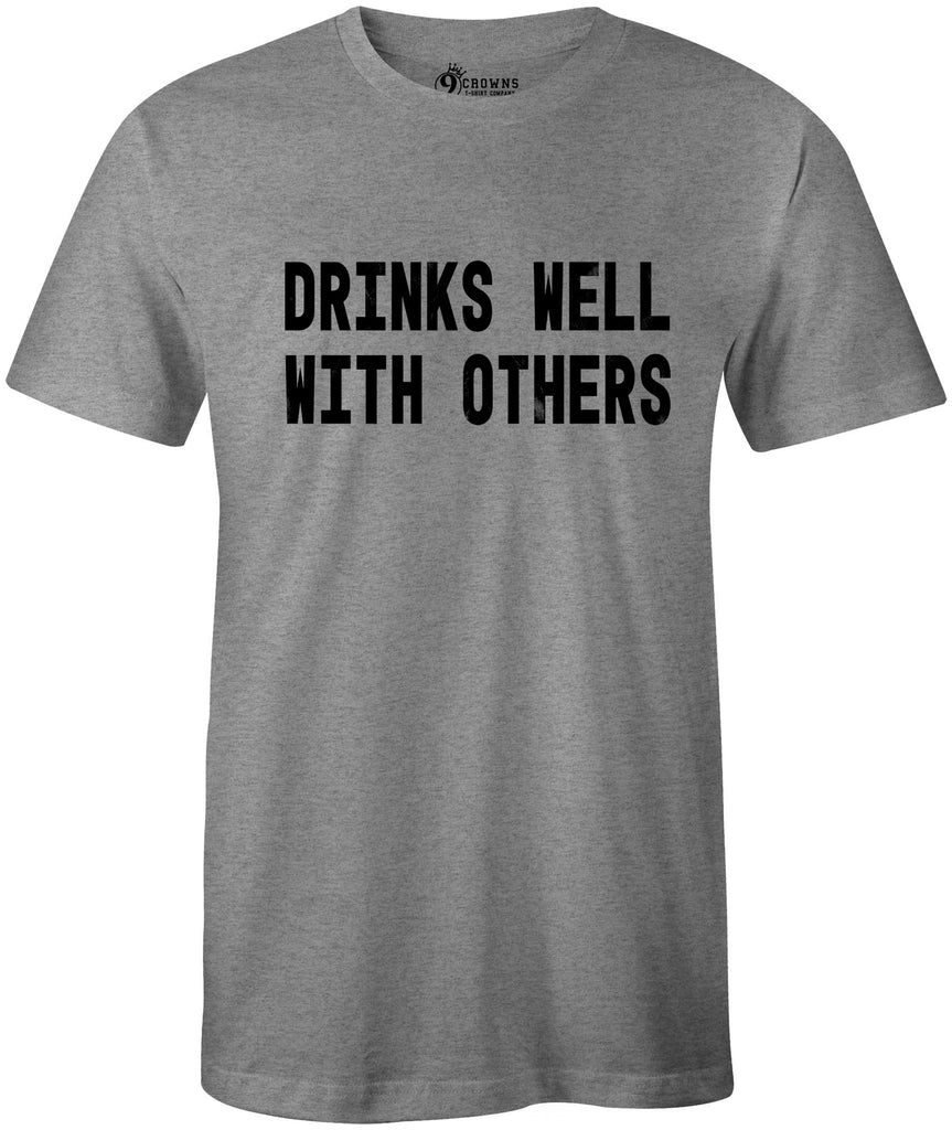 Drinks Well With Others-Heather