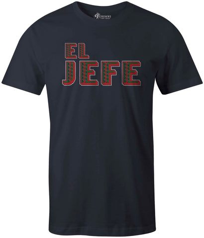 9 Crowns Tees Men's El Jefe T-Shirt