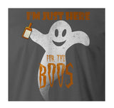 9 Crowns Tees Unisex Vintage Look Halloween T-Shirt