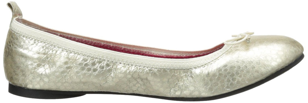Kenneth Cole Reaction Big Kid Girls Copy Tap Flats-Gold
