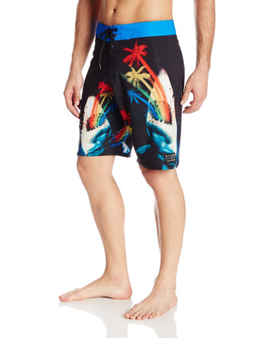 Billabong Men's Carnivorous Board Shorts-Black