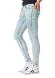 Adidas Originals Women's Super Skinny Acid Wash Pants