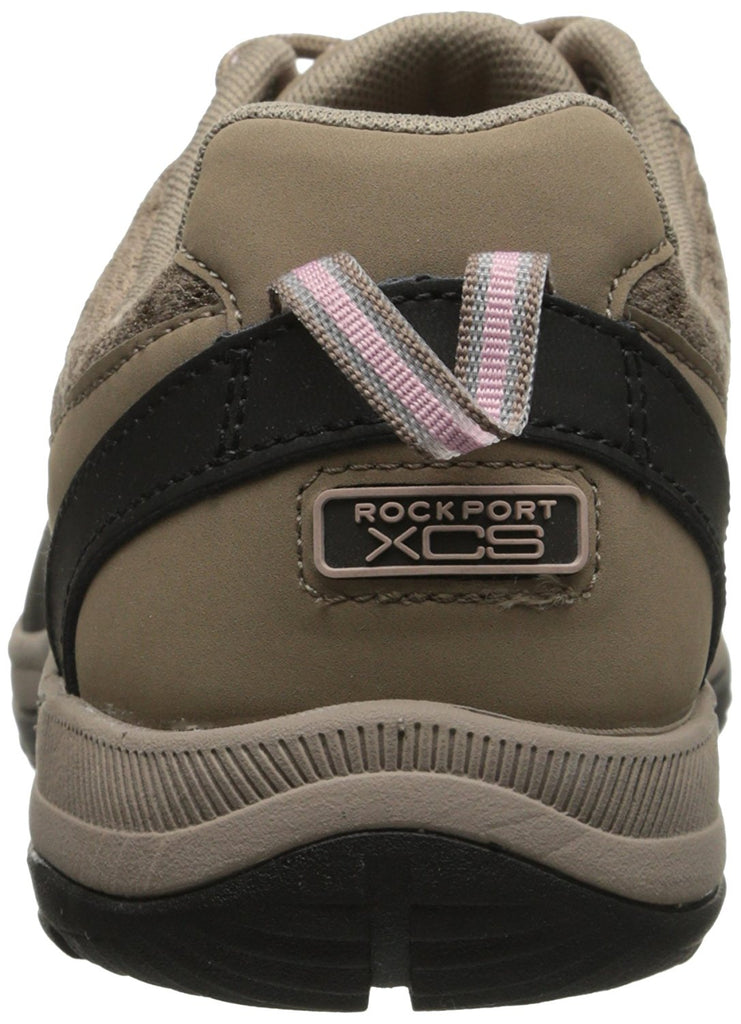 Rockport Women's XCS Urban Gear Mudguard Walking Shoe-New Taupe LT Tan
