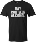 May Contain Alcohol-Black