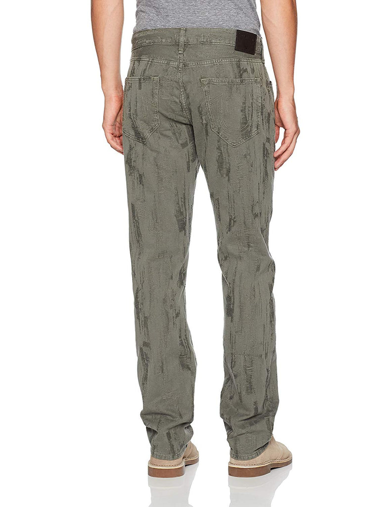 True Religion Men's Geno Renegade Relaxed Slim Jeans