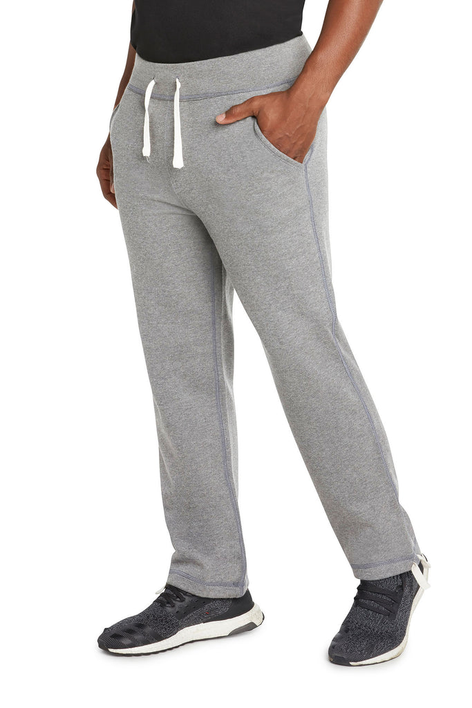 9 Crowns Men's Mid-Weight Fleece Modern Fit Sweat Suit Hoodie Set