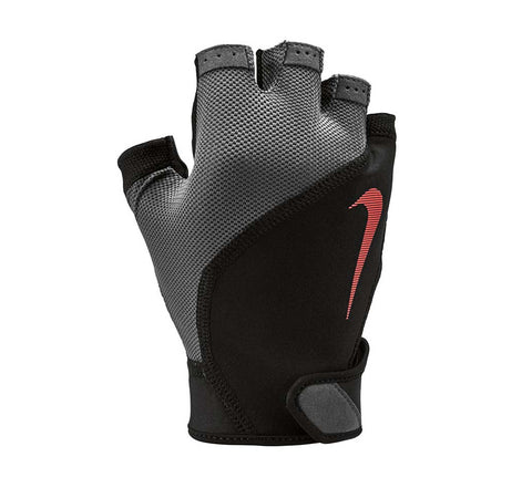 Nike Men's Elemental Midweight Fitness Gloves-Black/Red
