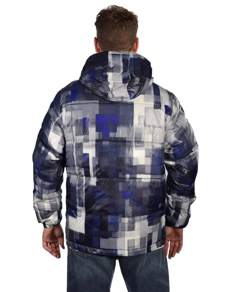 Oakley Men's AOP Down Puffer Jacket