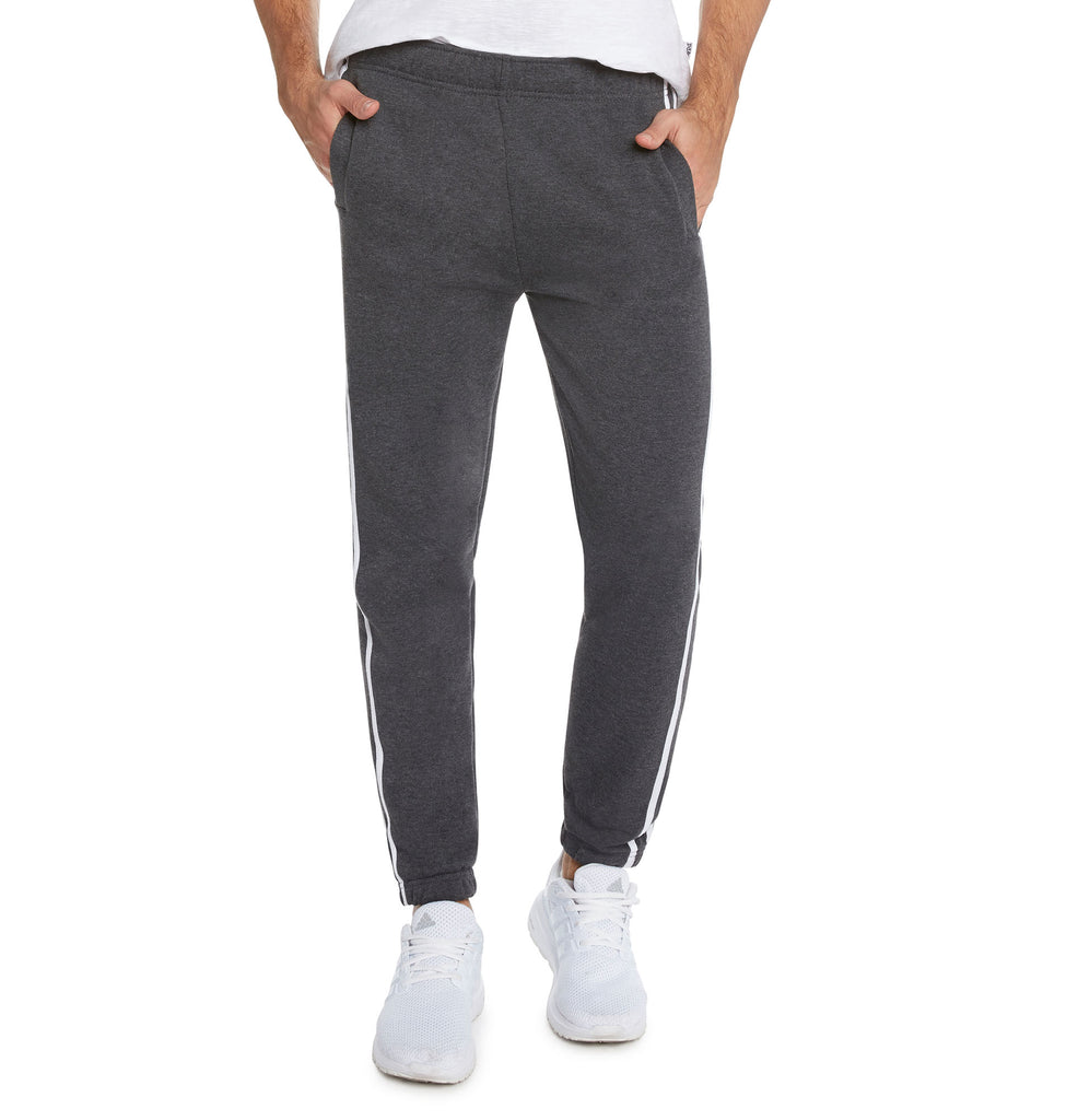 9 Crowns Men's Jogger Lightweight Athletic Gym Sport Sweat Pants