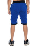 9 Crown Men's Casual Gym Basketball Sweat Shorts