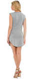 True Rock Jr Women's Love Sleeveless Graphic Dress