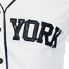 True Rock Men's New York Baseball Jersey