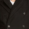 10 Crowns Men's Euro Slim Fit Wool Peacoat Winter Jacket