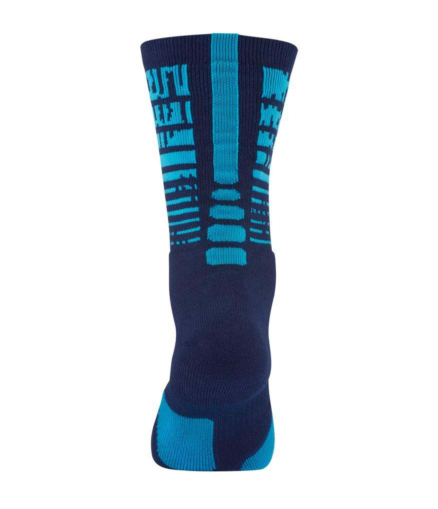 Nike Dri-Fit Elite 1.5 Pulse Crew Basketball Socks