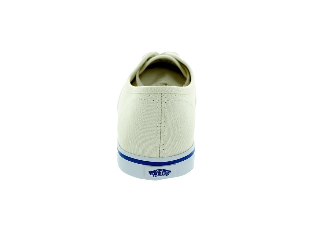 Vans Unisex Authentic Lo Pro Skate Shoe-White