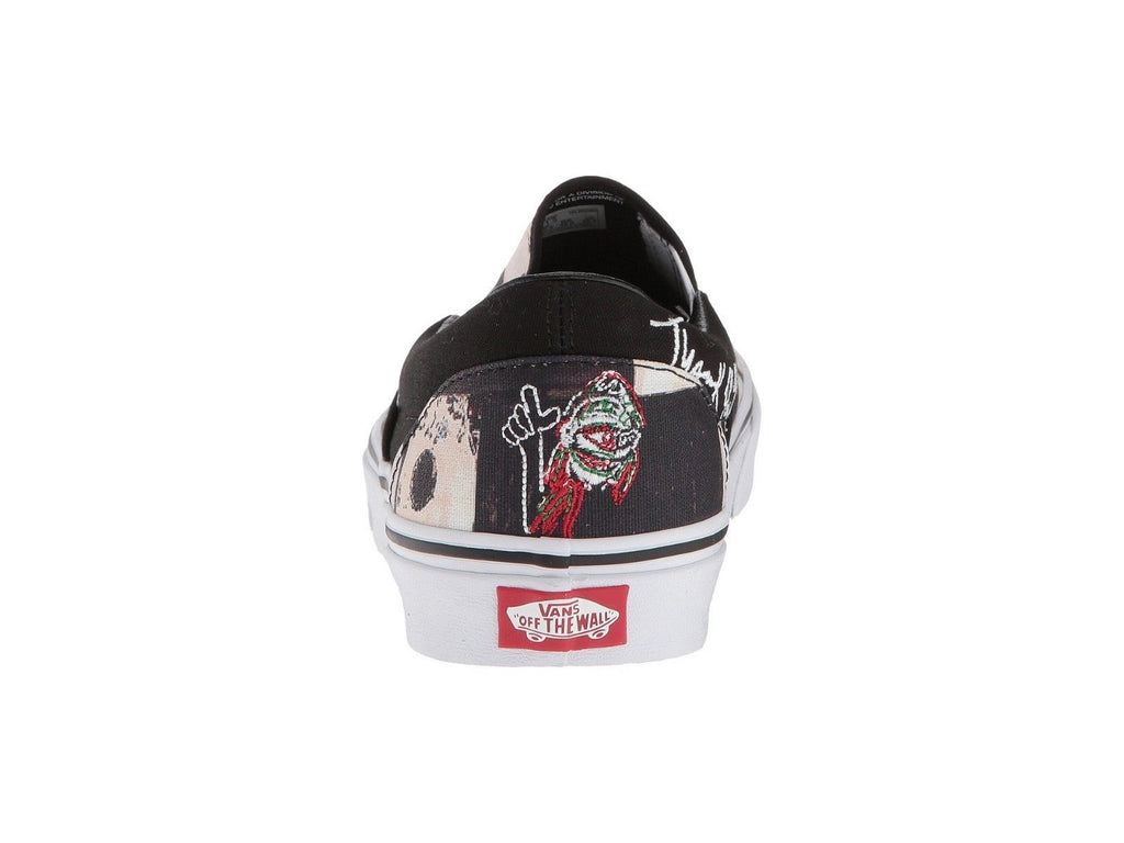 Vans Unisex Classic Slip-On A Tribe Called Quest Skate Shoes-ATCQ