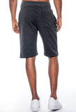 True Rock Men's William Fleece Casual Shorts