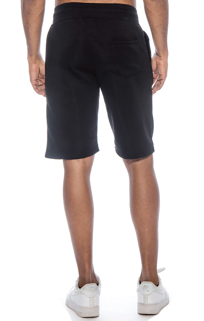 True Rock Men's William Fleece Cell Phone Pocket Shorts