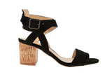 Sole Society Women's Zahara Ankle Strap Block Heel Sandals
