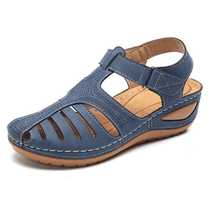 Dr. CARE™ - PREMIUM ORTHOPEDIC ROUND TOE SANDALS (#1 MOST WANTED)