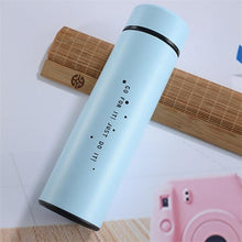 Load image into Gallery viewer, LED Temperature Display Water Bottle
