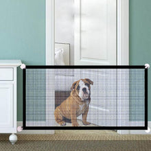 Load image into Gallery viewer, Magic Gate for Dogs Mesh Pet Safety Gate