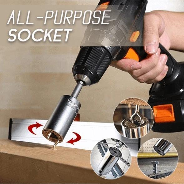 All-Purpose Socket(Sleeve + post)