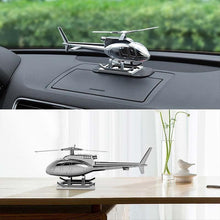 Load image into Gallery viewer, Solar Rotation Airplane Essential Oil car Diffuser