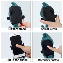 Load image into Gallery viewer, 2 In 1 Animal U Shaped Neck Pillow&Lazy Phone Holder - HahaGet