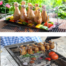 Load image into Gallery viewer, Stainless Steel Roasted Chicken Rack