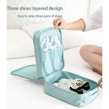 Load image into Gallery viewer, Portable Shoes Storage Bag