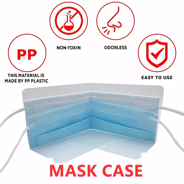 Stylish Mask Case to Store Your Mask