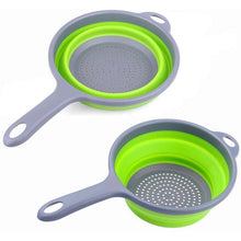 Load image into Gallery viewer, Kitchen Foldable Pasta Strainers