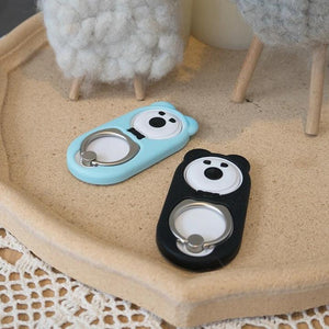 Cell Phone Ring Holder and Bluetooth Remote
