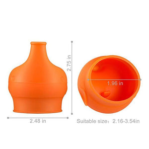 Silicone Duckbill Cup Cover