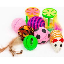 Load image into Gallery viewer, Kitten Toys Variety Pack(20pcs)