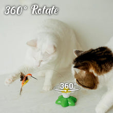 Load image into Gallery viewer, Flying Bird Toy For Cats