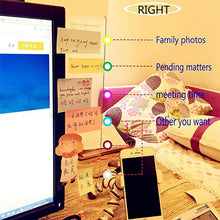 Load image into Gallery viewer, Memo Board(Left&Right+  Sticky Notes)