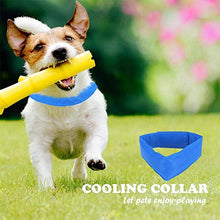 Load image into Gallery viewer, Dog Cooling Collar
