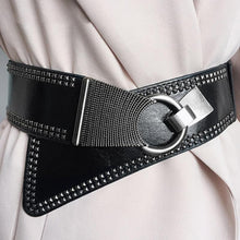 Load image into Gallery viewer, Maikun Fashion Punk Rocker Wide Belts