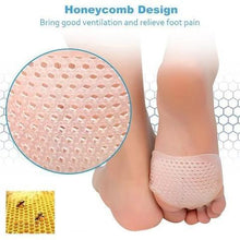 Load image into Gallery viewer, Soft Honeycomb Forefoot Pain Relief