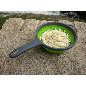 Kitchen Foldable Pasta Strainers