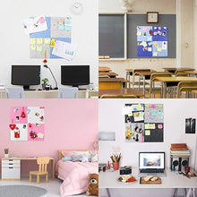 Load image into Gallery viewer, Large Square Felt Pin Board for Wall | Memo Board