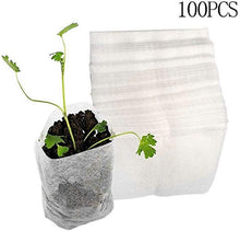 Load image into Gallery viewer, Biodegradable Non-woven Nursery Bags