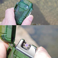 Load image into Gallery viewer, Waterproof Dual Arc Lighter