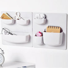 Load image into Gallery viewer, Storage Shelf Wall Mount Organizer