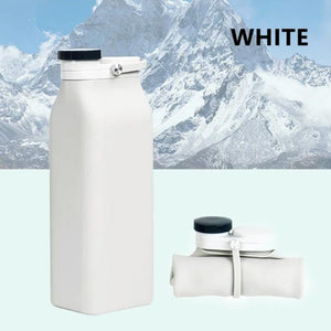 Folding Milk Carton Water Bottle